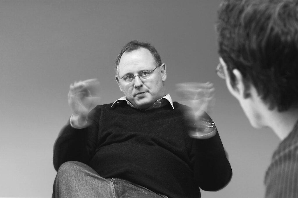 Jürgen Hansen, Architekt