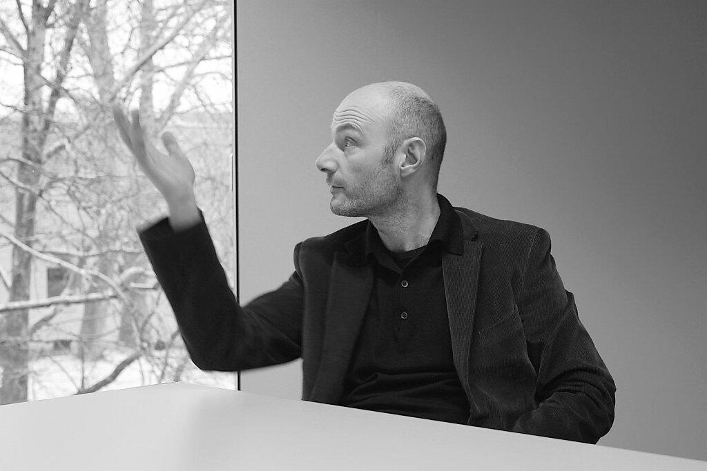 Ralf Petersen, Architekt