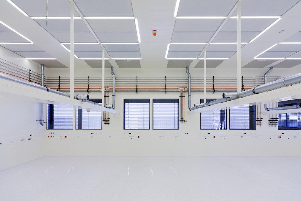 Testinghalle, GSI Darmstadt