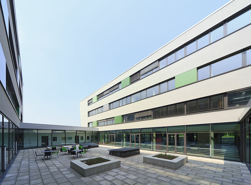 Fh gelsenkirchen brechensbauer weinhart partner for Fachhochschule architektur
