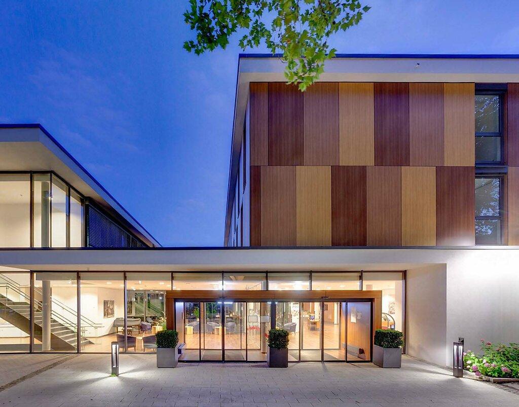 Hotel Franz, Essen, Nattler Architekten
