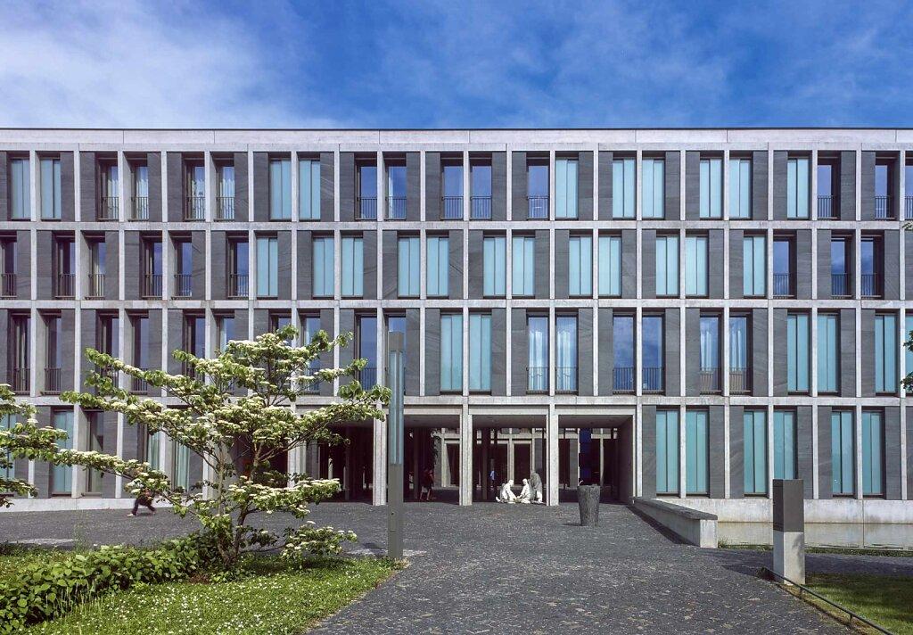 Architektur Erfurt bundesarbeitsgericht erfurt michael rasche architektur und