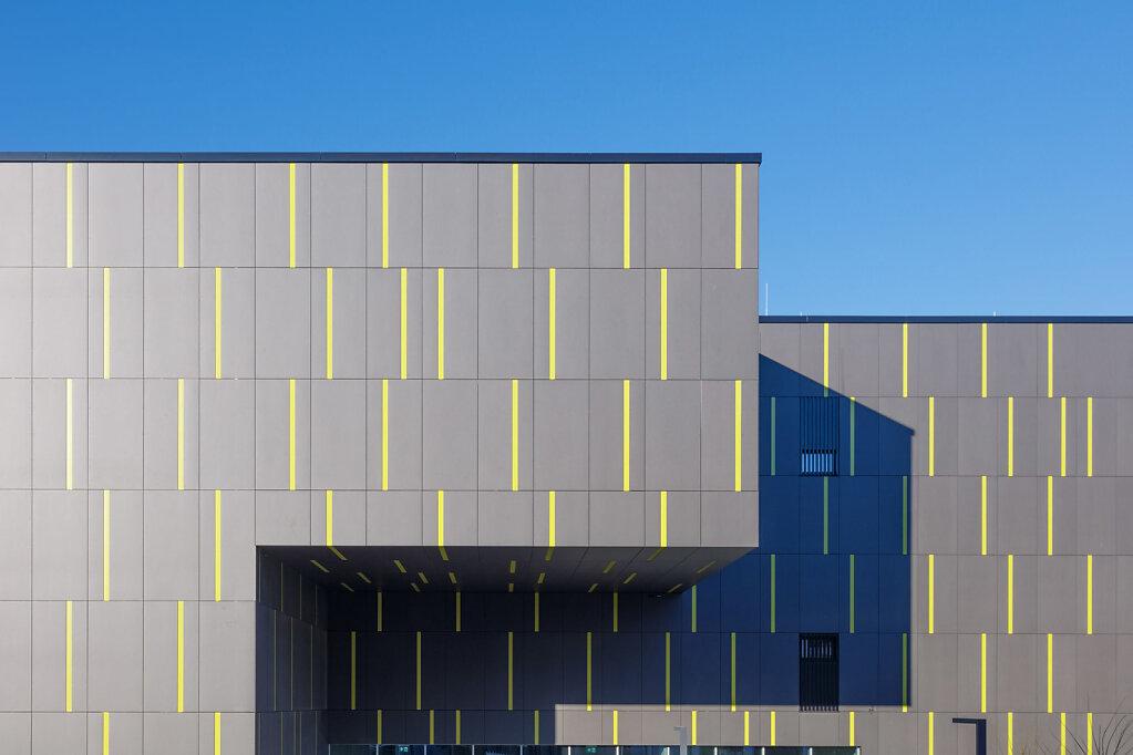 C.A.R.L., Hörsaalzentrum der RWTH Aachen, SHL architects
