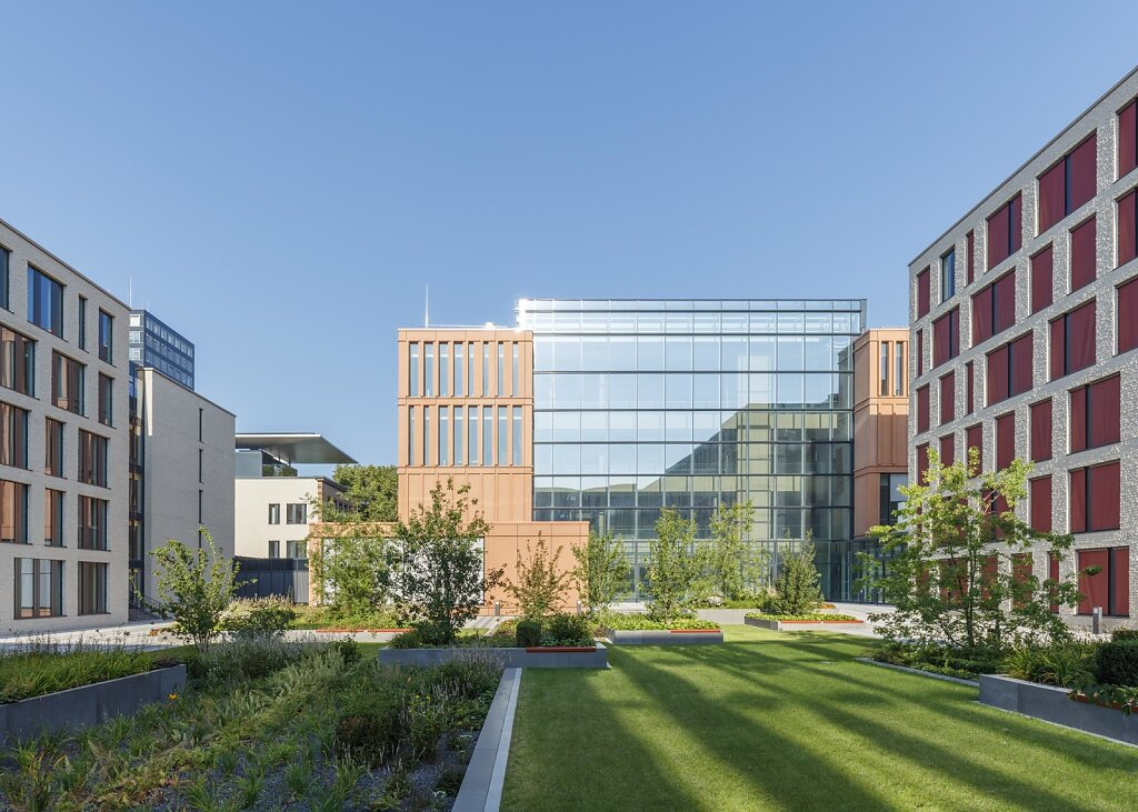 Neubau Justizzentrum Bochum