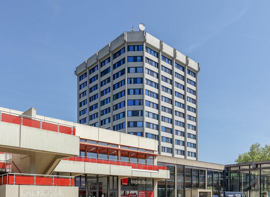Universität Göttingen , Mensa