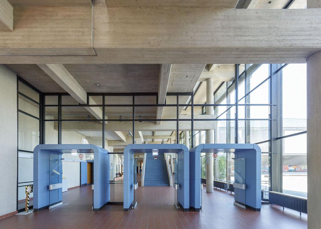 Universität Göttingen, Hörsaalgebäude