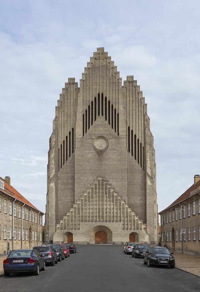 Grundtvigskirke Copenhagen